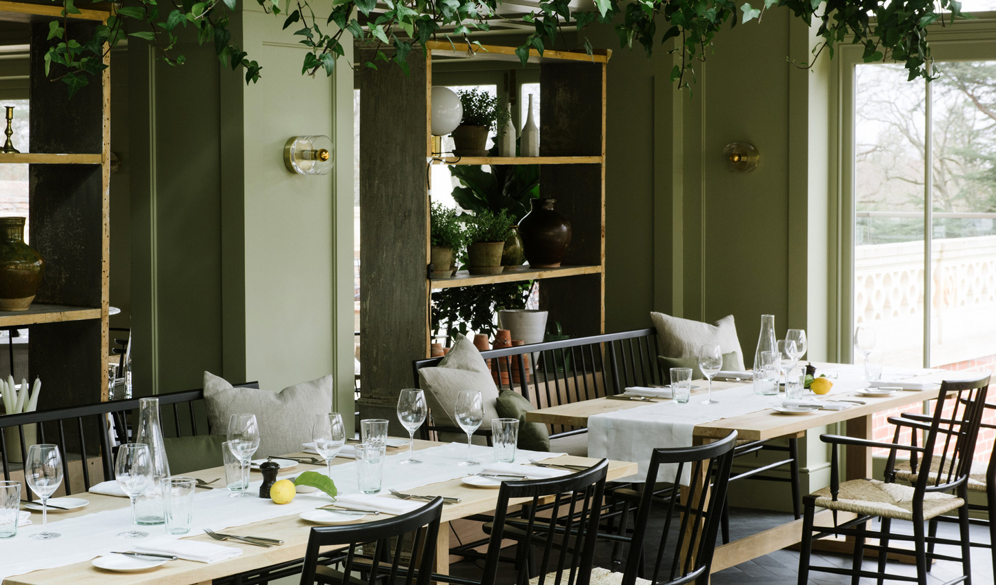 Skye Gyngell places emphasis on the simplicity of homegrown ingredients at Marle