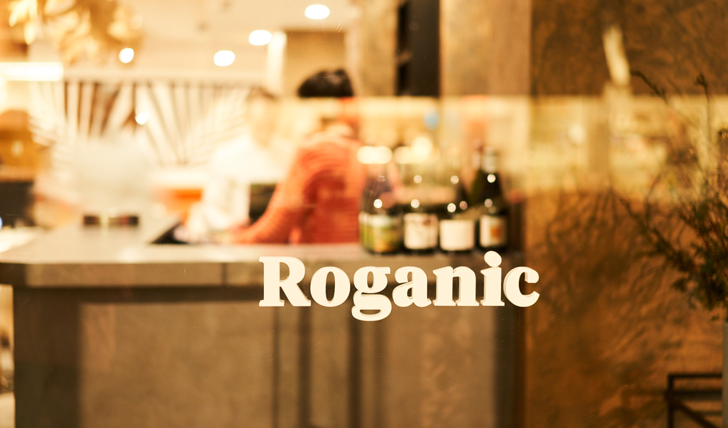 Michelin-starred fare awaits at Roganic
