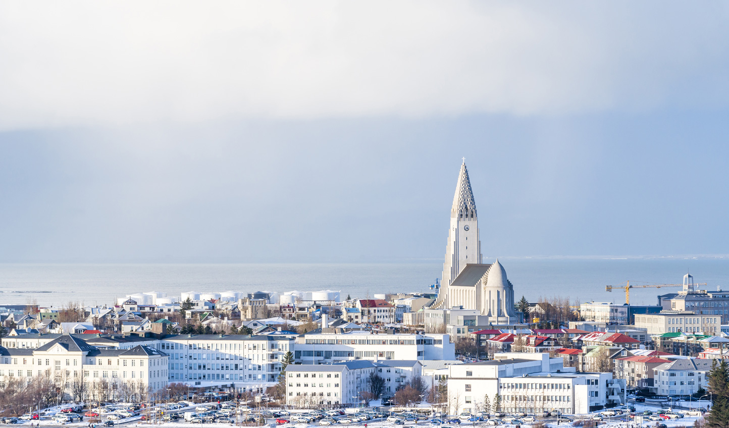 Kicktstart your stay on the chic streets of Reykavik