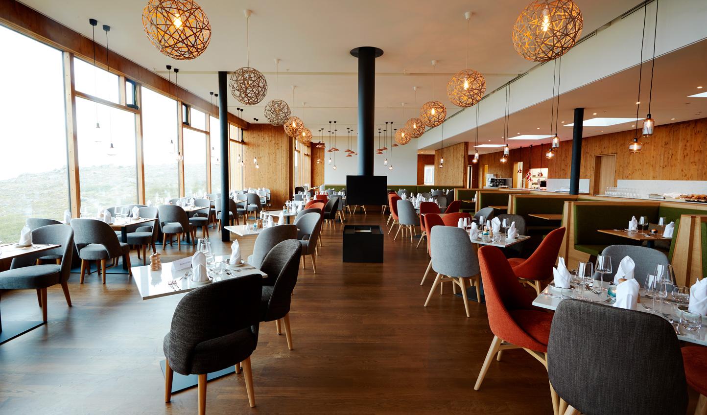 Discover innovative Icelandic cuisine