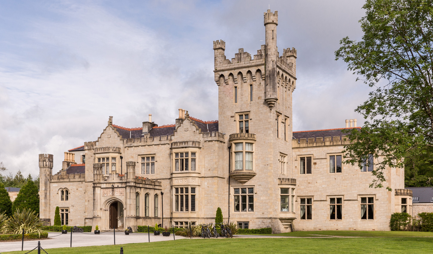 Find your home in the grand castle of Lough Eske