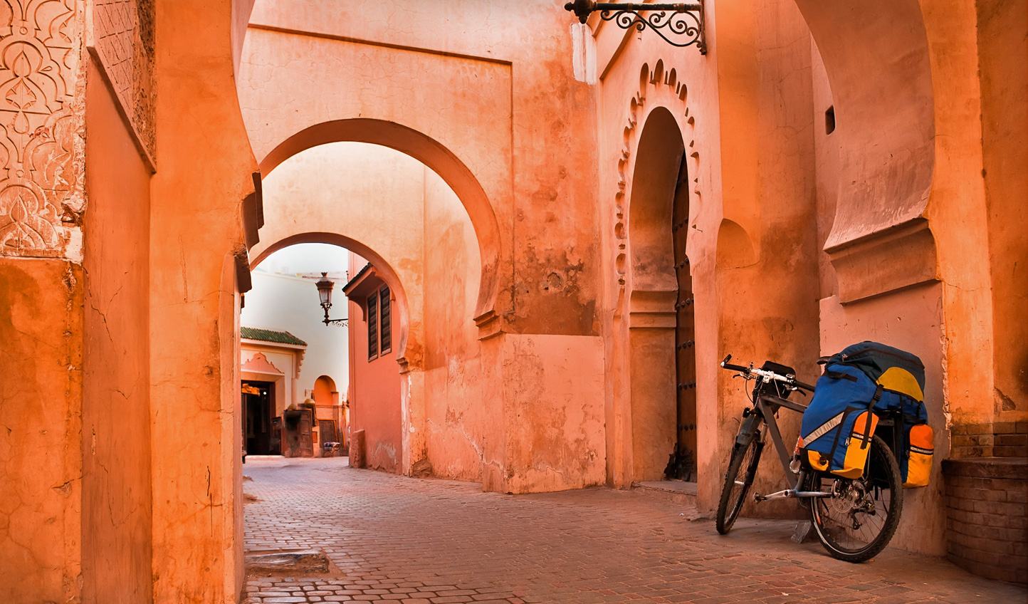 Zip through the medina streets on a sidecar tour
