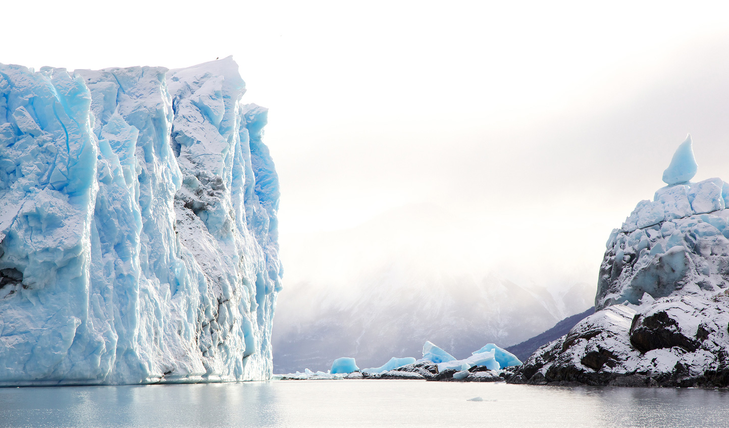 Make your way through Argentina's frozen land