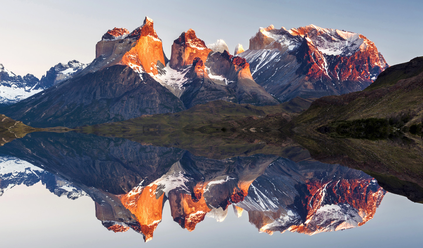 Capture the striking sunsets of Torres del Paine