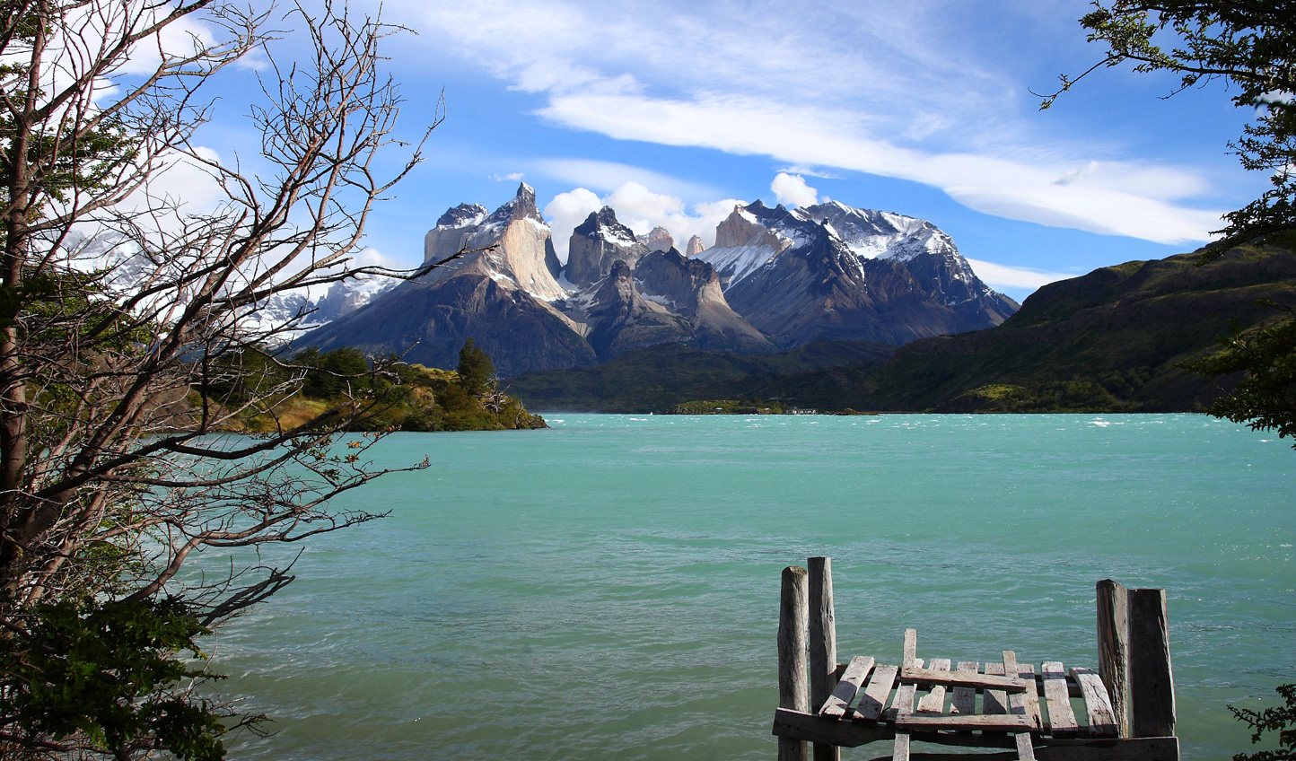 Set your sights on Torres del Paine