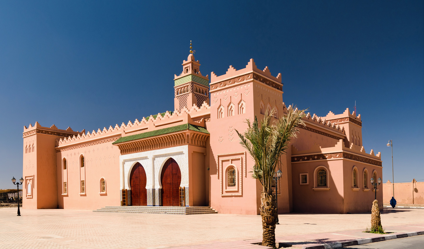 Get to know Moroccan culture on a city tour of Zagora