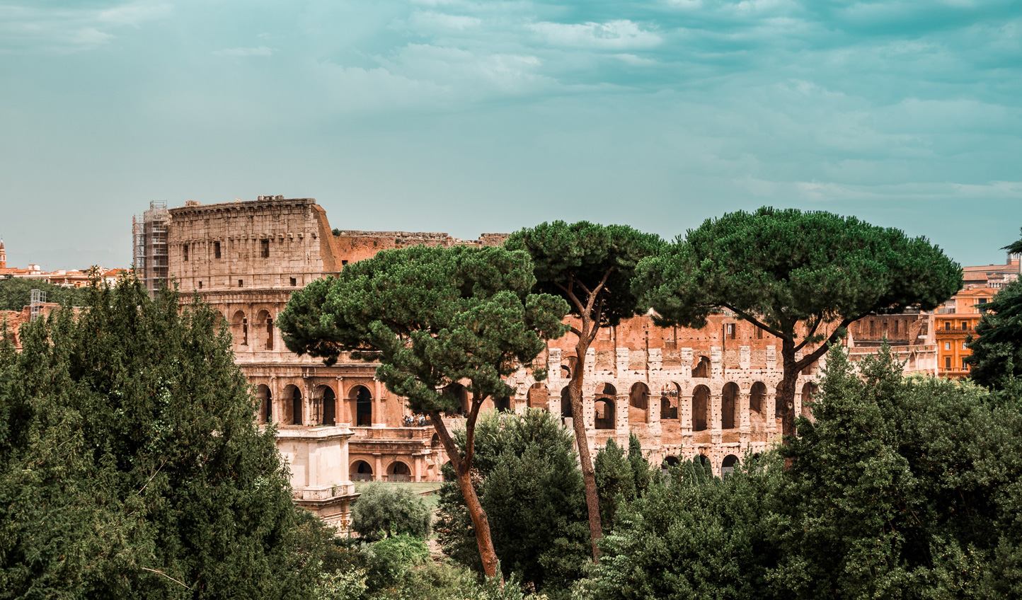 Iconic architecture and irresistible flavours of Rome