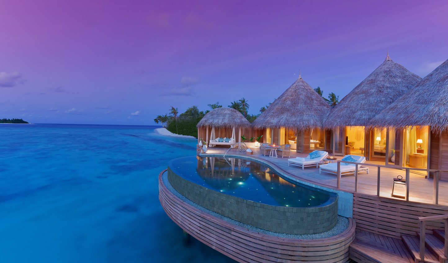 Luxury Holidays in Maldives