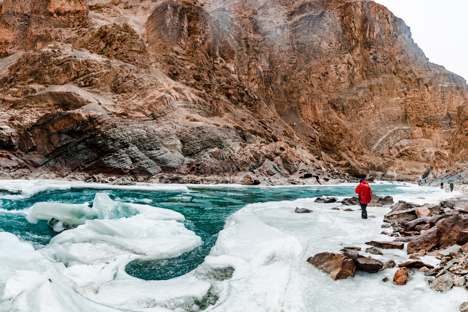 Ladakh: an unusual holiday destination in India