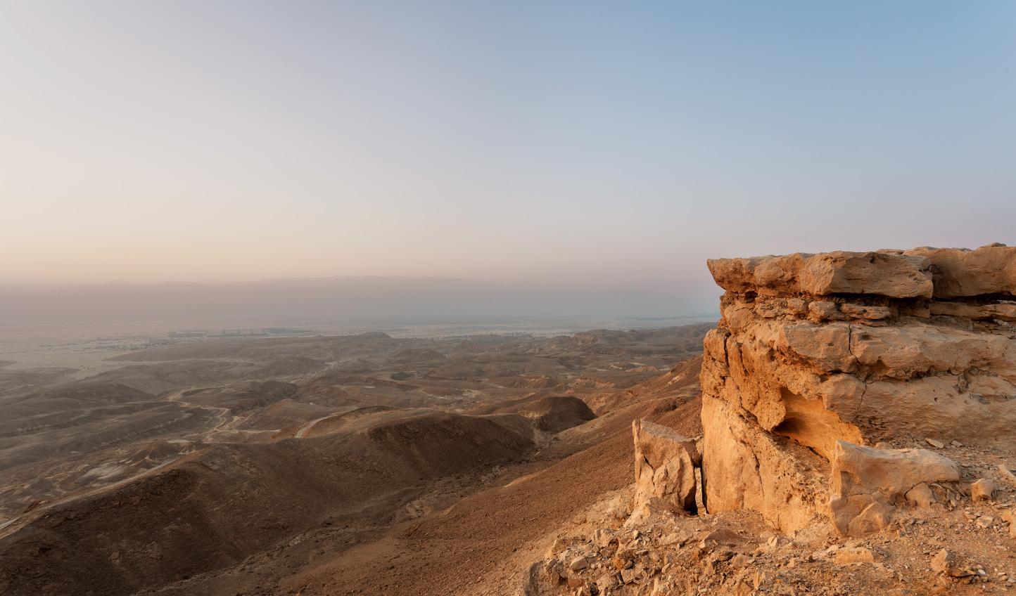 Designed to reflect the mesmerising desert environment