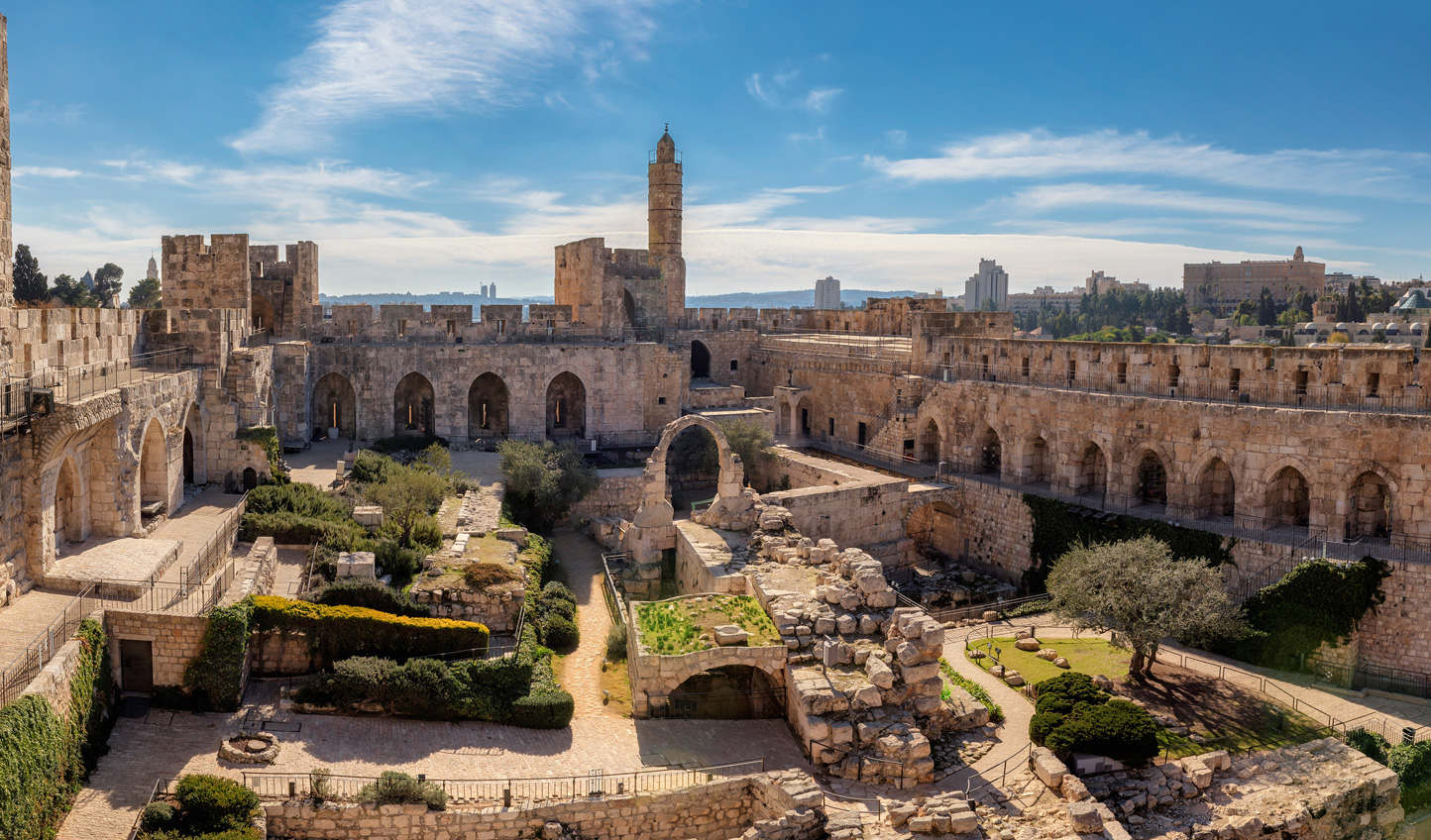 Experience the City of David, where kings and prophets once wandered