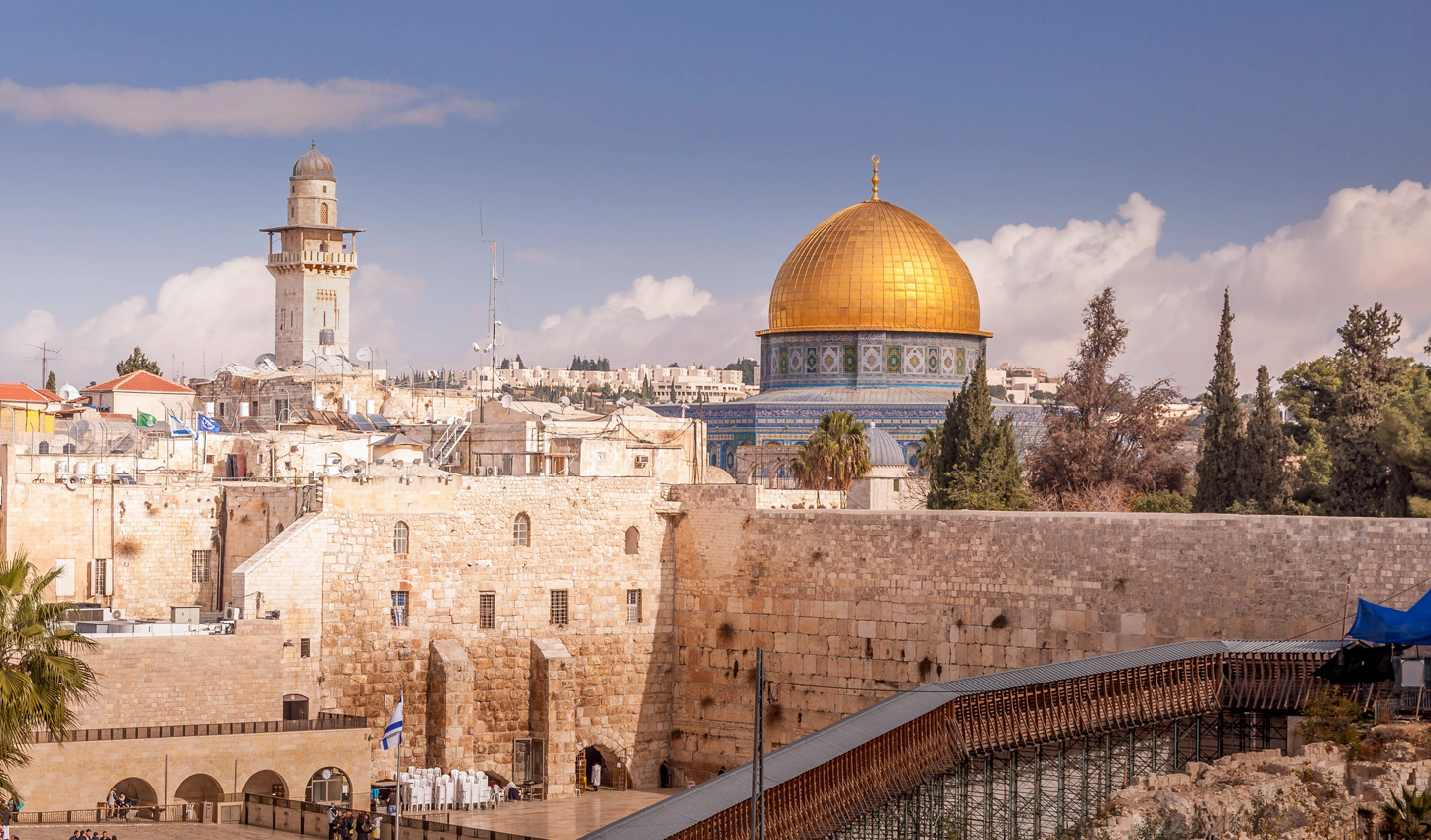 Get to know Jerusalem alongside an expert guide