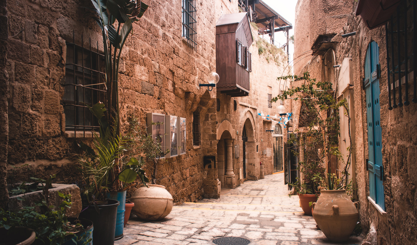 Charming narrow winding streets and cobbled lanes that will take you into the heart of the Old City of Jerusalem