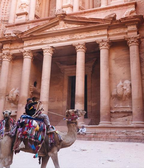 Luxury honeymoons in Jordan