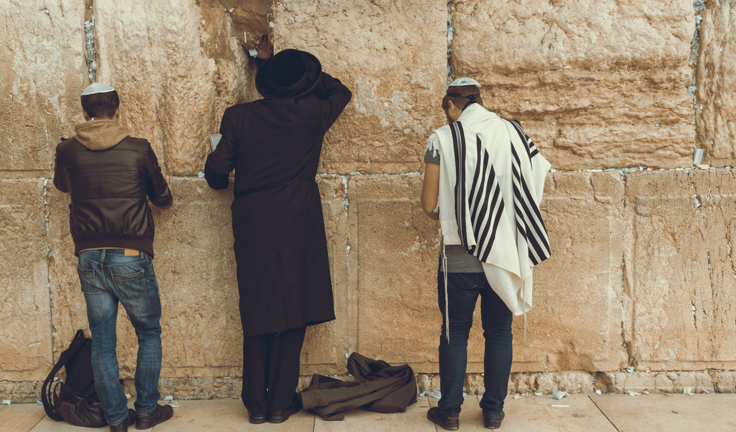 Witness the importance of Israel's holy sites
