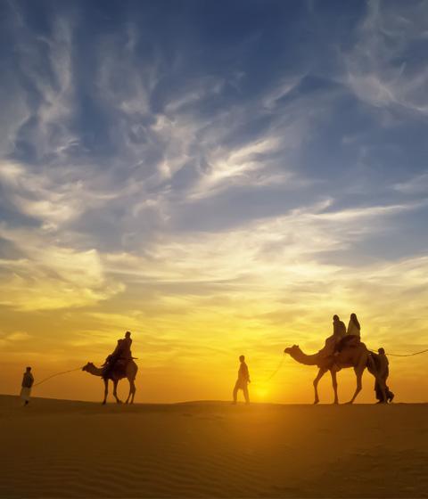 Luxury honeymoons in Morocco