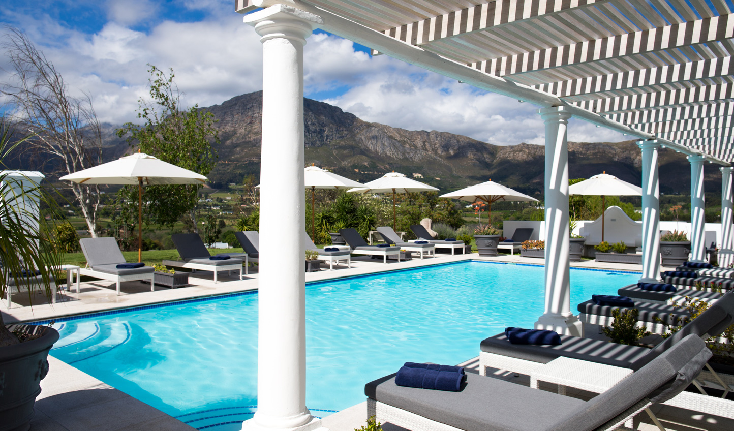 Refresh and reset at the spa and outdoor pool