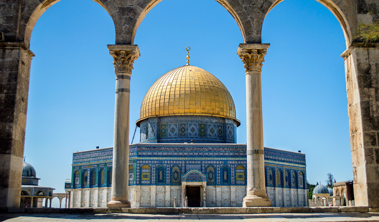Venture into the Old City of Jerusalem on a private tour