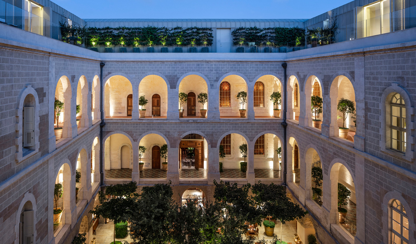 The Jaffa, Tel Aviv | Luxury Hotels in Israel