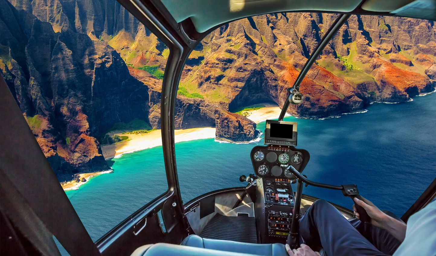 Soar over Kauai and get a fresh perspective