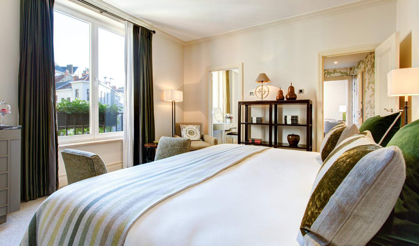 Luxury Hotels in Brussels