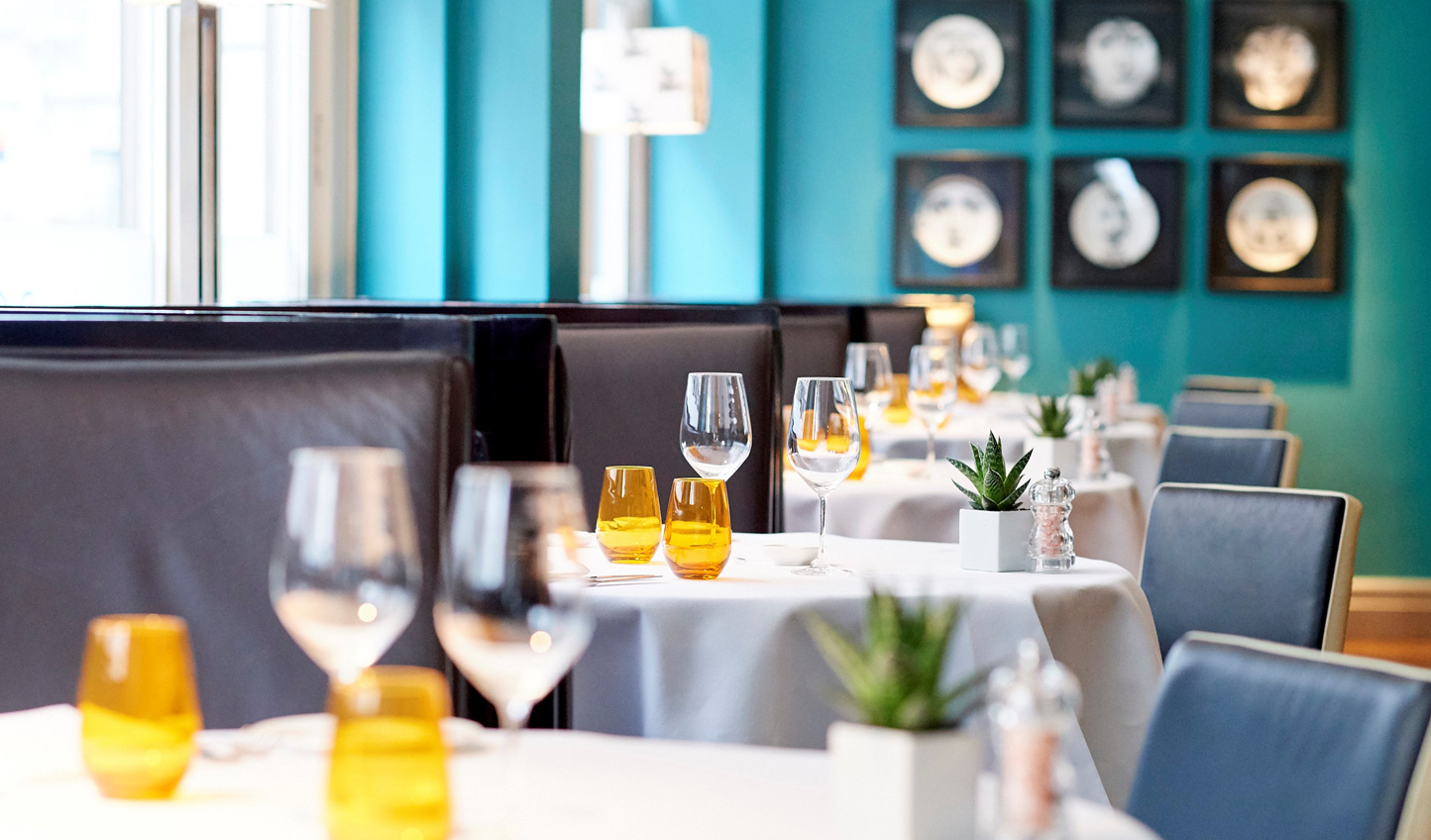 Ristorante Bocconi serves delicious Italian dishes using local Belgian ingredients.