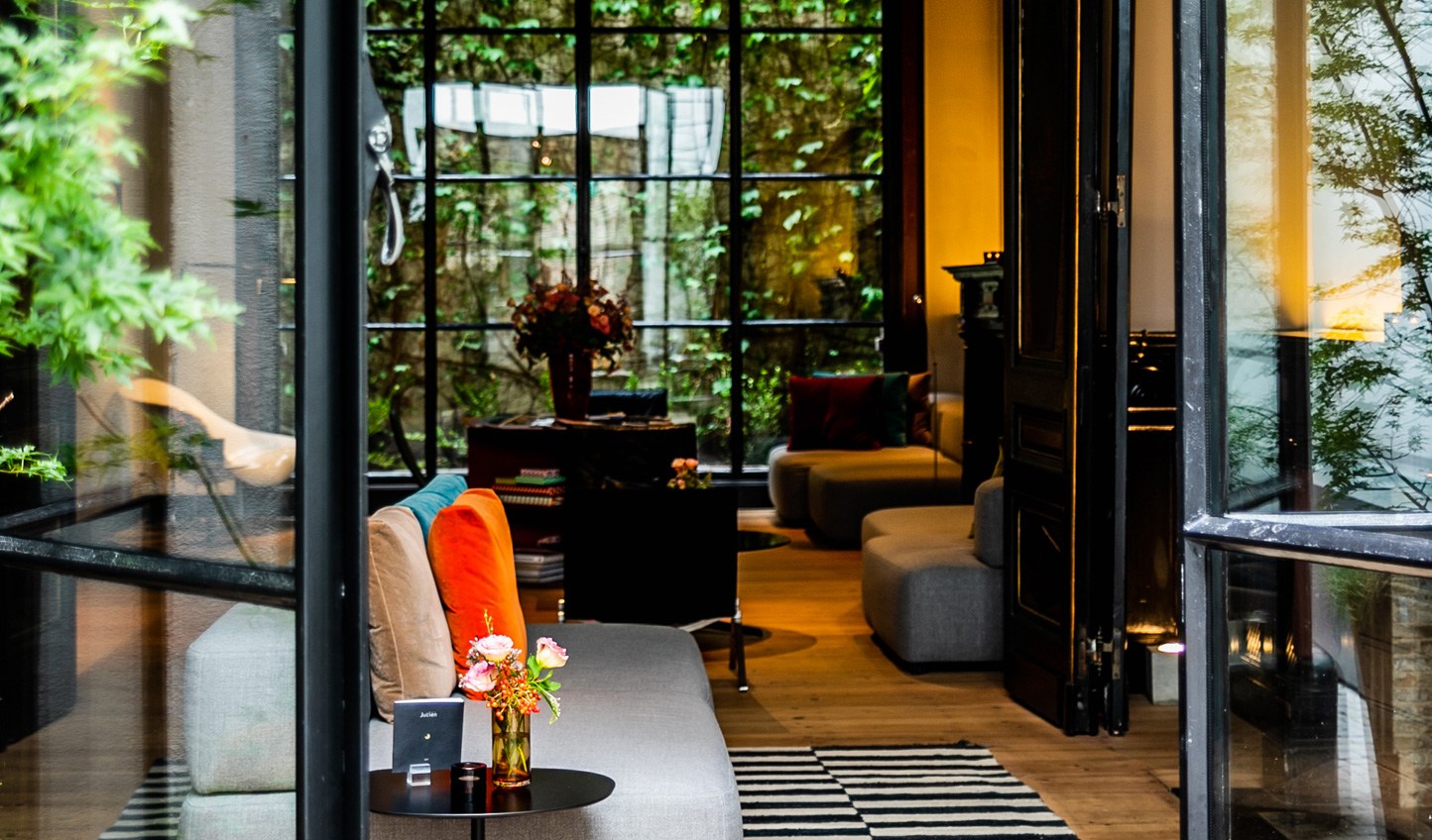 Luxury hotels in Antwerp