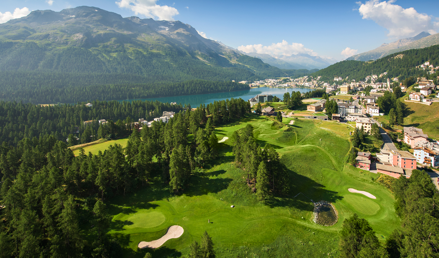 Kulm Hotel St Moritz | Luxury Hotels in Switzerland