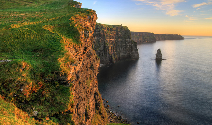 Luxury holidays in Ireland