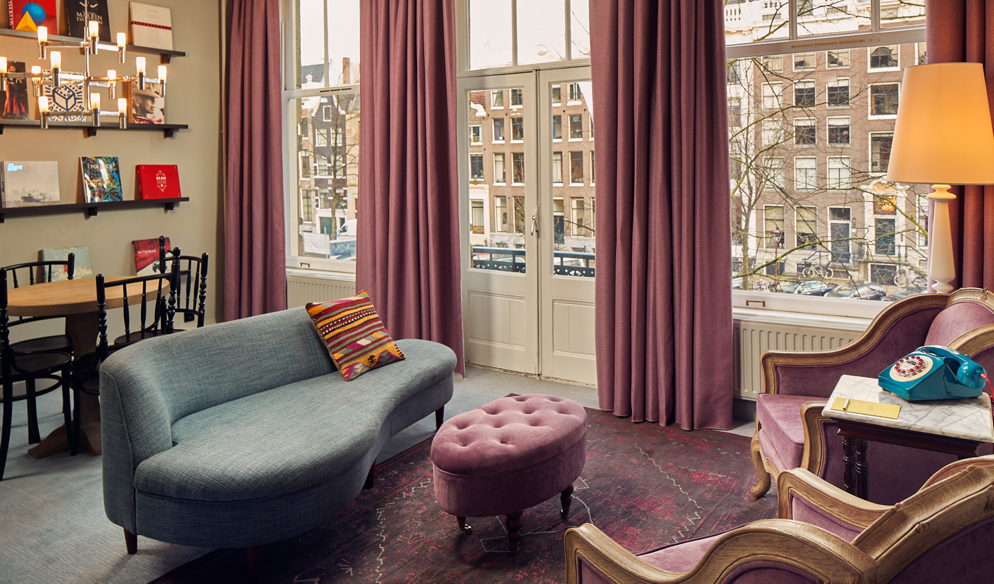 Luxury Hotels in Amsterdam