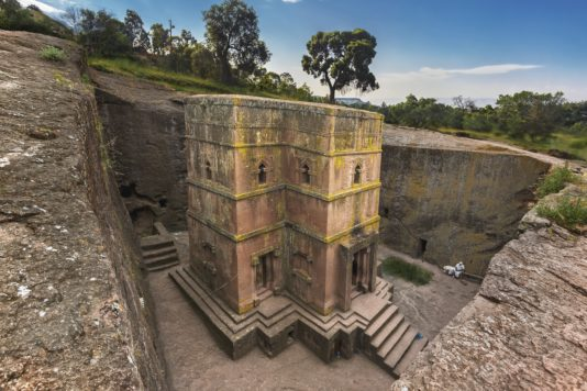 Visit a World Heritage Site on an Ethiopia holiday
