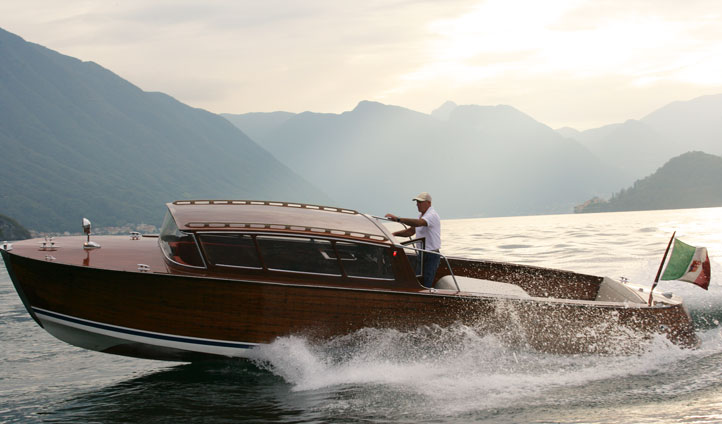 Set off on a luxury honeymoon through Italy, kickstarting with a private boat tour on Lake Como