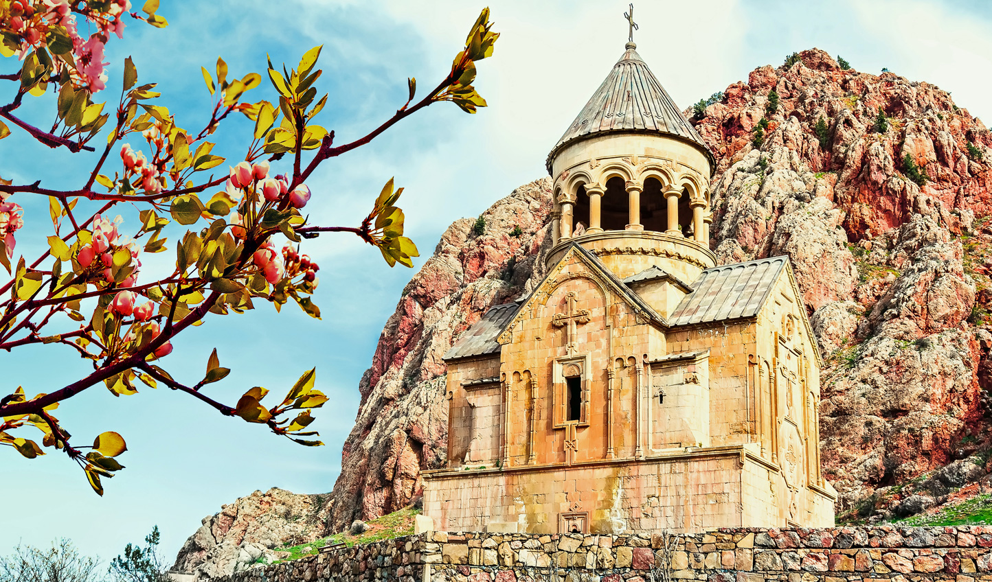 Luxury vacations in Armenia
