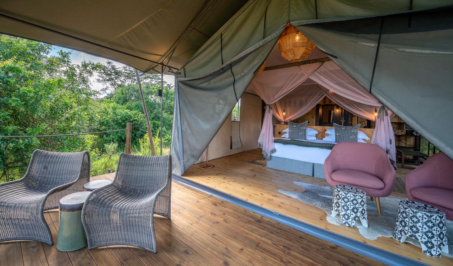 Magashi Camp, Akagera National Park | Luxury Hotels in Rwanda