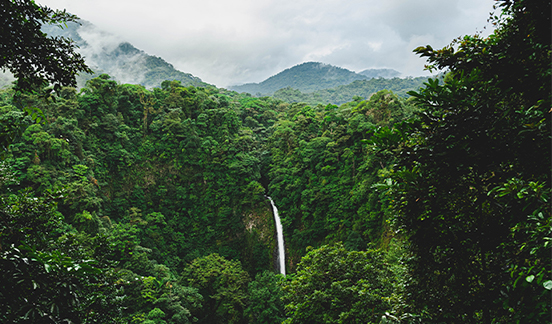 Luxury vacation in January: Costa Rica