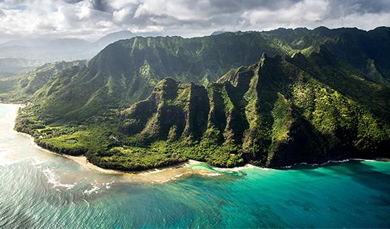 Luxury vacation in January: Hawaii USA